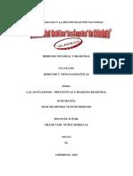 Derecho Notarial y Registral Act. Nro 13