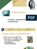 Comunicacion y Globalizacion