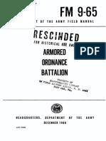 FM 9-65 (1960) - Armored Ordnance Bat.pdf