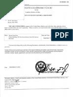 Federal Subpoena