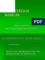 ESTRATEGIAS BASICAS