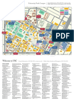 USC University Place Campus Map