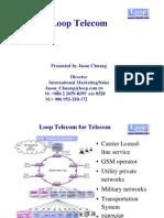 Loop-Presentation-Telecom -2008-Feb 21-Jason