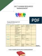 18. Plan HR Management