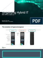 HPE Simplivity Overview