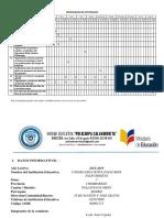 CRONOGRAMA DE ACTIVIDADES COMISION DE GESTION DE RIESGOS 2018.docx