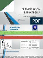 2° PLANIFICACION ESTRATEGICA