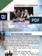 3 Liderazgo Organizacional