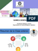 UNIDAD IV - 12 PPT TRONCAL DQUI 1013 Gases Ideales y Mezcla de Gases