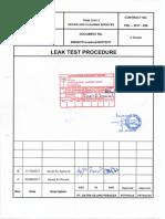 HSE Procedure
