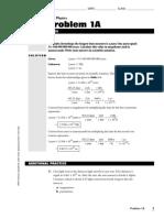 2-D Motion and Vectors HW