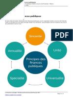 Lof - Loi Organique Relative a La Loi de Finances - Maroc - Principes Des Finances Publiques - 2016-04-04