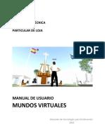 Manual Del Usuario en El Manejo de Mundos Virtuales-1
