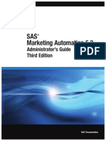 SAS Marketing Automation 5.3 Admistrator Guide Third Edition.pdf
