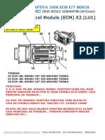 CONECTOR 2 ECU CAPTIVA BOSCH 58 VIAS ALIMENTACIONES.pdf