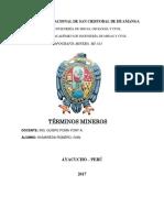 Informe de Terminos Mineros (Autoguardado)Ivn