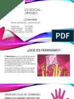 Desarrollo Social Contemporáneo Feminismo