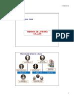 01 Teoría Celular Células Procariontes y Eucariontes (1)