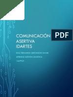 PRESENTACION COMUNICACIÓN ASERVIVA