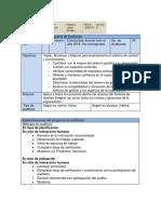 Programa Anual de Auditorias