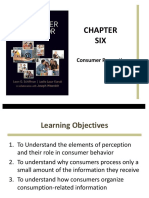 Rabail 1195 15100 4 Chapter 6 Consumer Perception