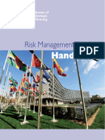 Risk Management Handbook Unesco
