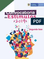 Convocatoria de Estímulos - II Fase.pdf