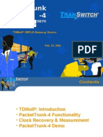 TDMoIP PT4 Intro Cust 020304