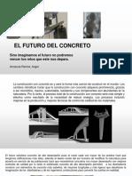 Futuro Del Concreto