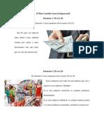 El Plan Contable General Empresarial Presentado