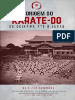 A Origem do Karate-Do - De Okinawa até o Japão.pdf