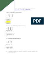 U1 Examen Álgebra Matricial
