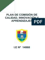 Plan de Gestion de Los Aprendizajes 2019-1