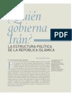 Quién Gobierna Irán La Estructura Política de La República Islamista