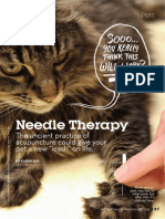 Needle Therapy