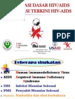 HIV Untuk Sekolah