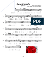 Rosa Carmin Violin