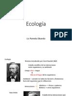 Clase 7- Ecología
