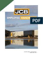 Employee Handbook Jcb