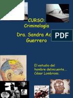 Presentacion Clase Criminologia Dra. Sandra Acan 2