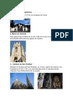 Obras Sobre Salientes Del Gotico