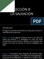 Leccion 8 La Salvacion