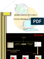 Spatial Dynamics