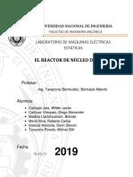 EL REACTOR DE NÚCLEO DE HIERRO