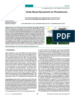 Graphine oxide photothermal therapy.pdf