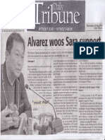 Daily Tribune, May 22, 2019, Alvarez woos Sara support.pdf