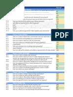 Data Migration Checklist