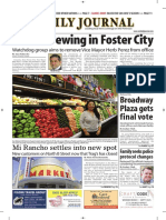 San Mateo Daily Journal 05-22-19 Edition