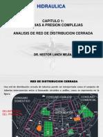 7 Analisis de Red de Distribucion Cerrada