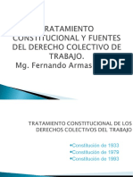 CUARTA SEMANA REGLAS FUNDAMENTALES Y TRATAMIENTO CONSTITUCIONAL 1933, 1979 Y 1993, Y FUENTES DEL D.C.T..ppt